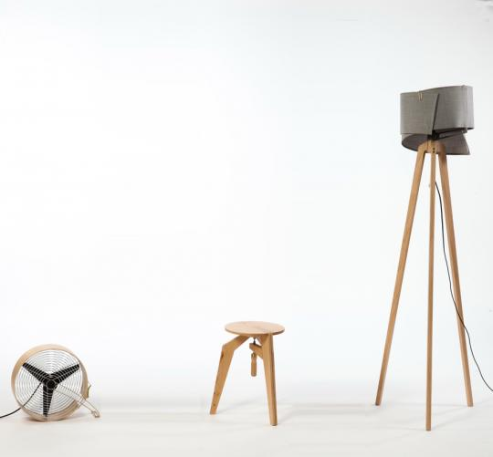 Stools and Parts by Daniel Glazman [photos by Oded Antman]