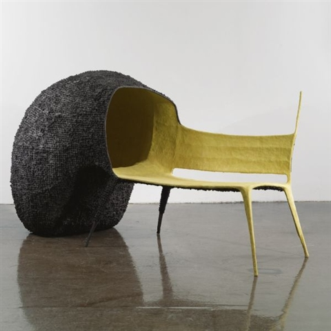 Nacho Carbonell, 'Model One Man Chair', 2008, estimated at $20,000 - 30,000, sold for $25,000