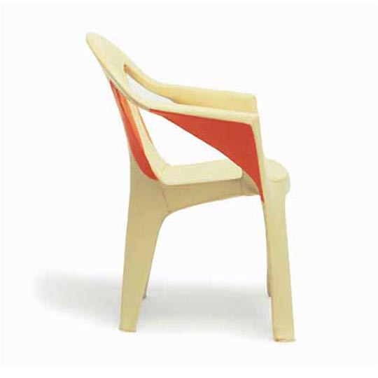 The Sliding Chair by Matali Crasset, 2003