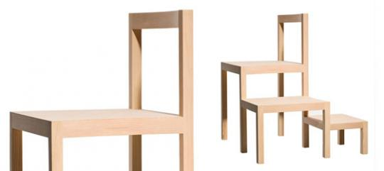 Pluralis chair by Cecilie Manz