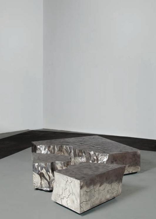 'Fragmented Crack Coffee Table' by Based Upon [LONDON]
