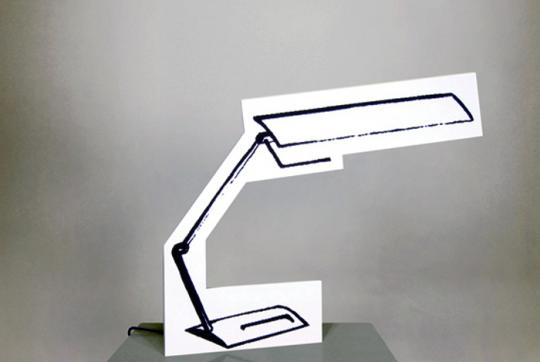 Craig Badke Sketch Lamp