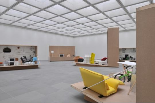 Design Deutschland - Neues Museum 2008 photo by Annette Kradisch