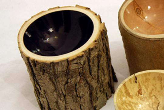 Log Bowls by Loyal Loot Collective