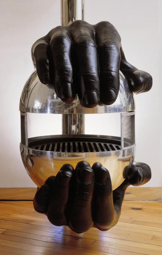 Galerie Chastel Marechal: Les Mains Chaudes by Yonel Lebovici in 1979