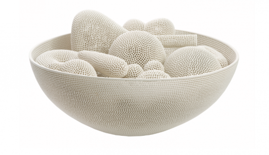 Perforated Vessel Series No. 6 by Tony Marsh