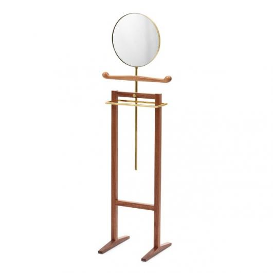 To Be Perfectly Frank by Michael Anastassiades [valet stand]