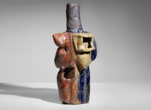 PETER VOULKOS Untitled estimate: $30,000–50,000