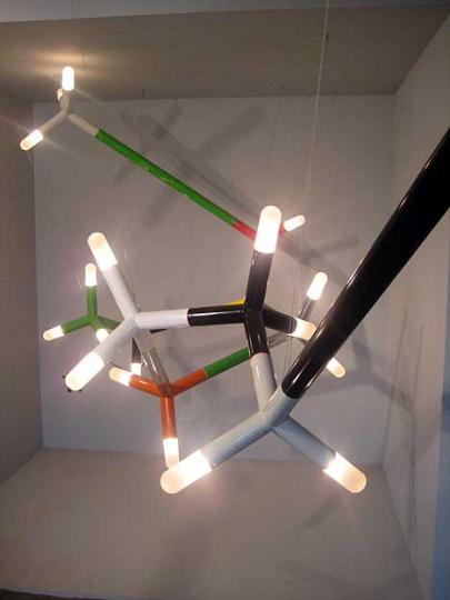 'Tetra  Light' by Asif Khan and Peter Liversidge