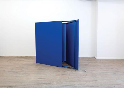 Blue Cabinet (BC) by Jonathan Muecke