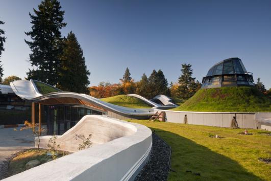 VanDusen Botanical Gardens Visitor Centre
