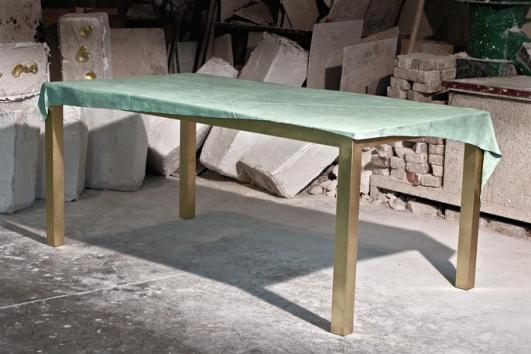 Dressed Table by studio Jens Praet