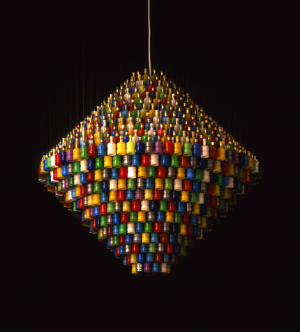 'Millenium' by Stuart Haygarth, 2009