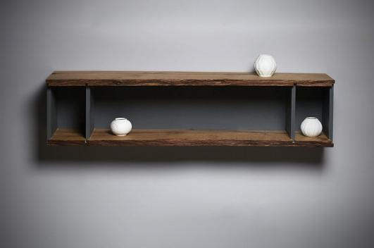 LiveEdge Mantelpiece by Ted Jefferis