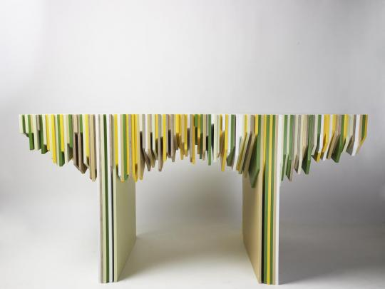 'Leftover Table' by Rabih Hage