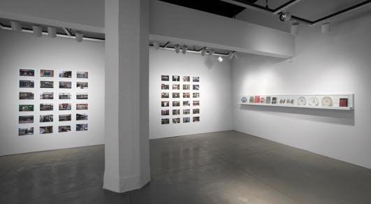 'Authentic Syracuse' by Benjamin Faga at The Warehouse Gallery [photo: David Broda]