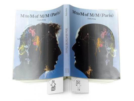 M/M (PARIS) M to M of M /M (Paris) by Emily King, with foreword by Hans Ulrich Obrist, 2012