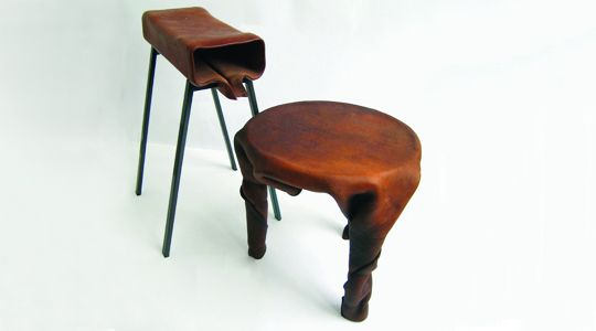 Stools by Simon Hasan