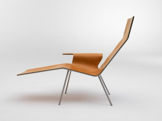 Leather Lounge Chair LL04 - Pastoe, Maarten Van Severen - 2004