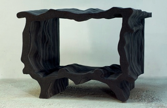 'to be continued sideboard',  by julien carretero