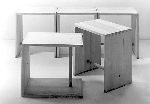 Ulm stool by Max Bill, Hans Gugelot, Paul Hildinger