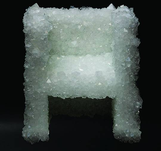 Venus chair by Tokujin Yoshioka