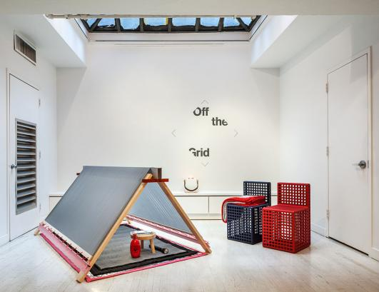 'Off the Grid' at Gallery R'Pure