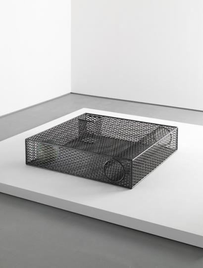 Element Table / Cage by Faye Toogood