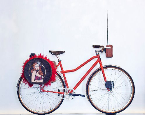 Paloma Faith's WOW Bike