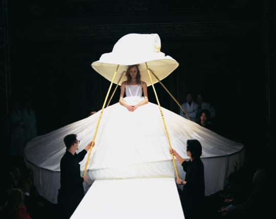 Yamamoto AW 1998-99 collection
