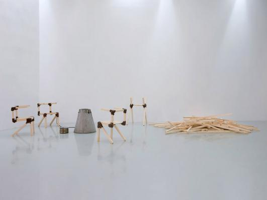 Jerszy Seymour – amateur workshop, 2010, Centre Georges Pompidou, Paris