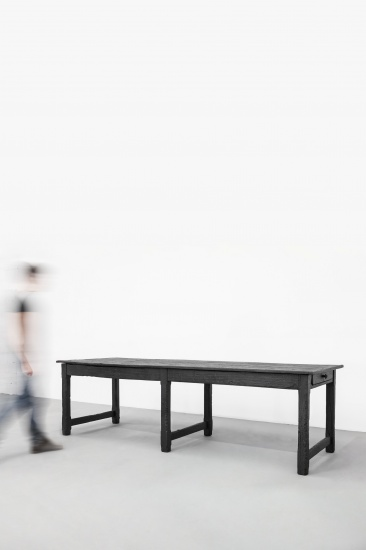 SMOKE FRENCH FARM TABLE 2013 by Maarten Baas