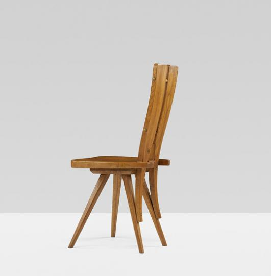 CARLO MOLLINO Casa del Sole chair estimate: $30,000–50,000