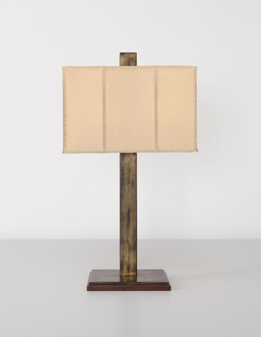 MARC DU PLANTIER Table lamp, 1950s Estimate $40,000 - 50,000
