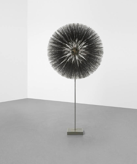 HARRY BERTOIA untitled (Dandelion) estimate: $150,000–200,000