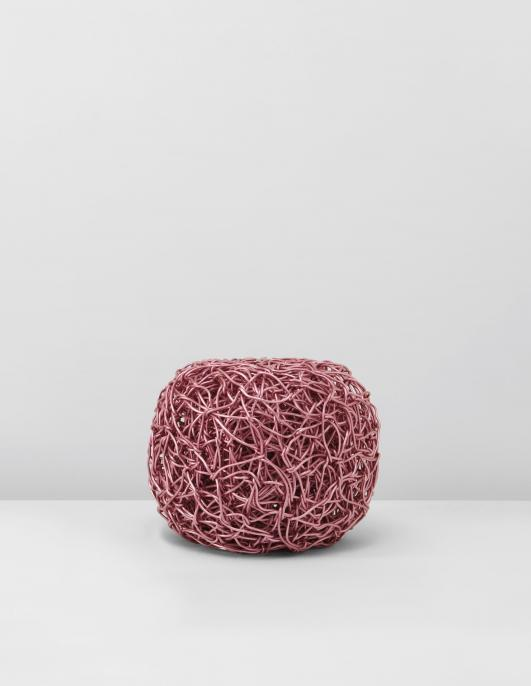 "FORREST MYERS ""Champaign"" stool, 2008 Estimate $15,000 - 20,000"