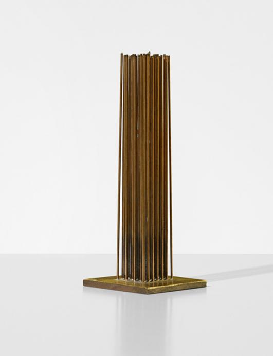 HARRY BERTOIA maquette from the Standard Oil Commission estimate: $7,000–9,000