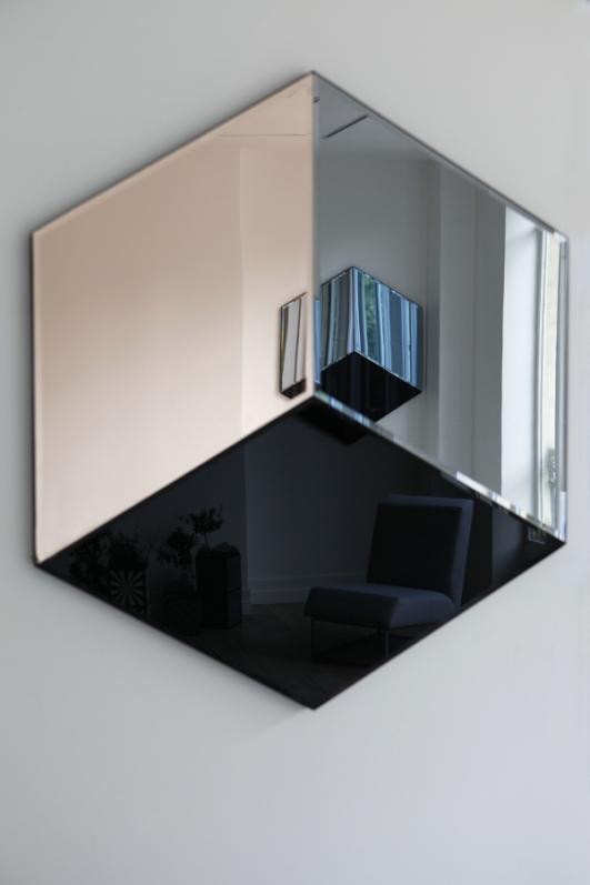 Chkoun Mirrors by José Lévy