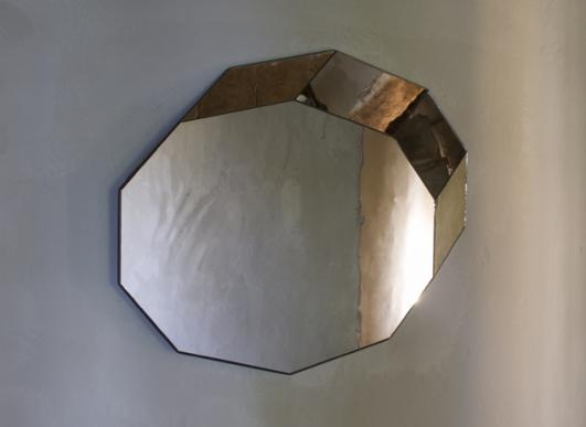 Sam Orlando Miller | Untitled Mirror 4 | 2012