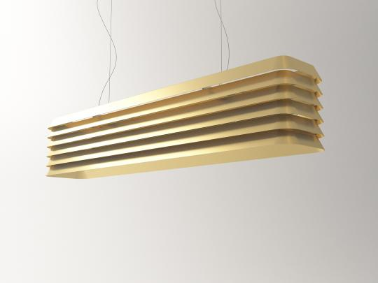 Klauser and Carpenter aluminium bronze day light - copyrights Established and Sons