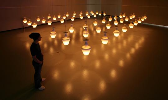 Kouichi Okamoto: Honeycomb Vigil