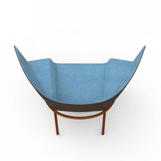 Capo Chair by Doshi&Levien