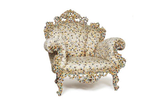 Alessandro Mendini 'Proust' arcmchair (1978), estimated at $7,800, sold for $7,050