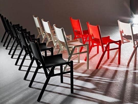 Peg Chair by Tom Dixon