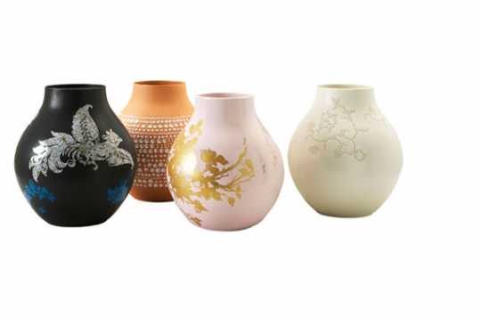 Jonsberg vases for Ikea by Hella Jongerius