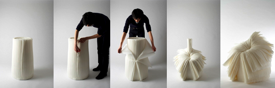Nendo: Ghost Stories - Cabbage chair