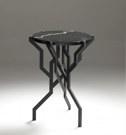 Kranen/Gille 'Freder' Sidetable, 2009 image courtesy of Gallery FUMI