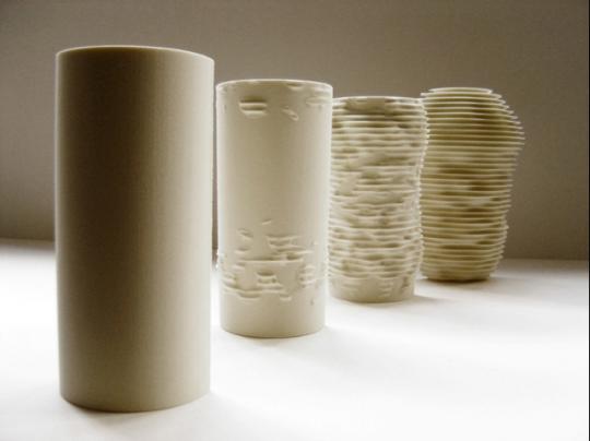 Vases by François Brument ©F.Brument