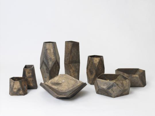 bronze objects by FRÉDÉRIC DEDELLEY