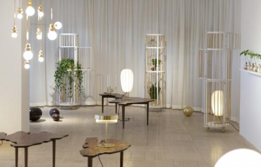To Be Perfectly Frank by Michael Anastassiades [installation view]
